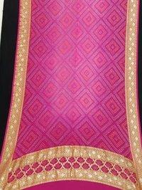Bandhej Dupatta Designs