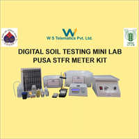 Digital Soil Testing Mini Lab Kit