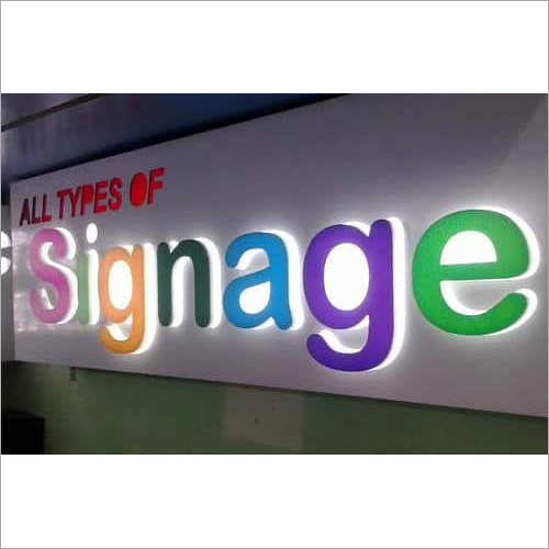 ACP Signage