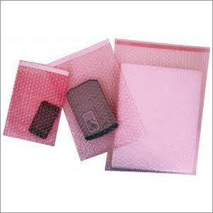 Air Bubble Pink Pouch