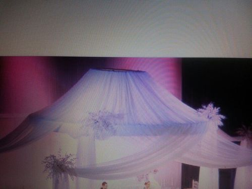 Wedding Fiber Material Mandap