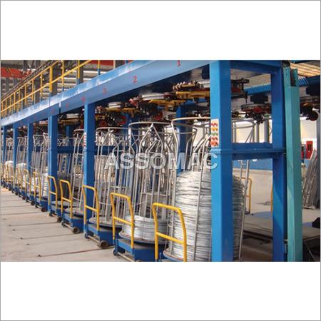 Vertical Drop Coilers