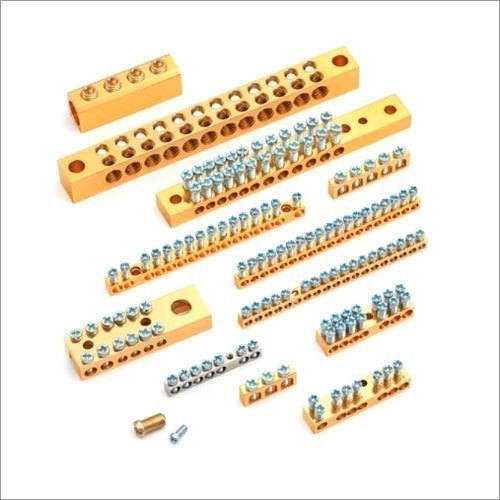 Brass Link Bars