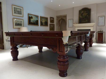 Home Billiard Table