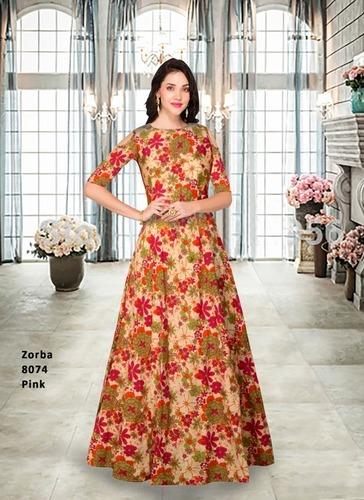 Designer HeavyLook Gown