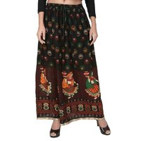 Jaipuri Printed Cotton Skirts