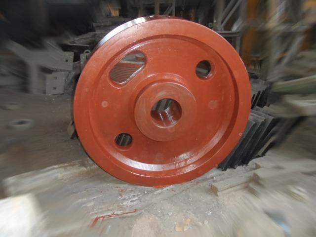 Fly Ash Wheel