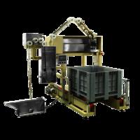 Big Chain Pouch Loader Machine DDG500