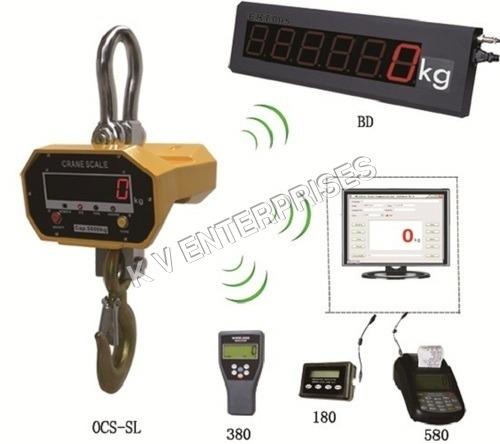 Bluetooth Hanging Crane Scale