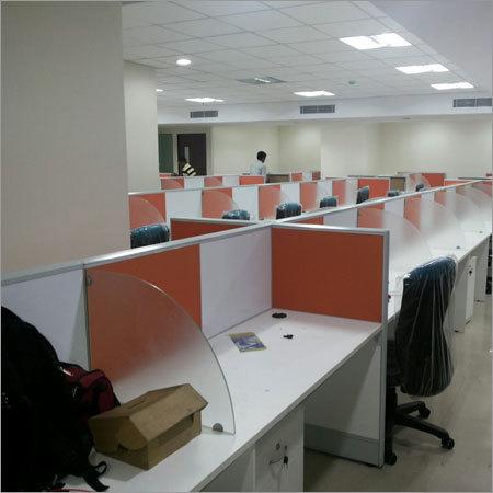 Multicolor Work Station