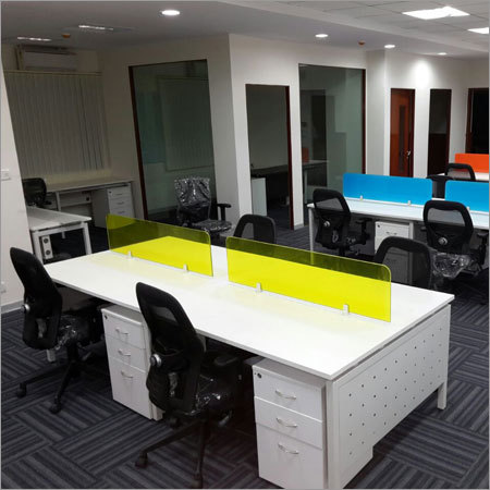 Office Modular Work Stations