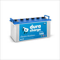 Electric Rickshaw Batteries
