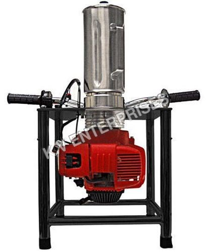 Portable gas mixer