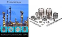Tungsten Carbide  Petrochemical Industry