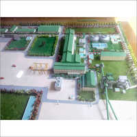 Sugar Mill Factory Model