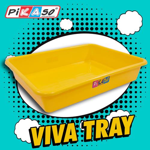 Red Viva Tray