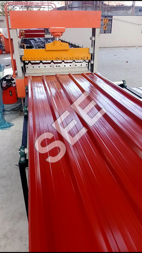 Hydraulic Roofing Sheet Making Machine
