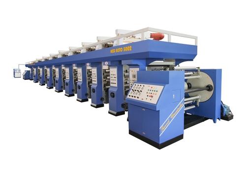 Flexo Roto Printing Machinery