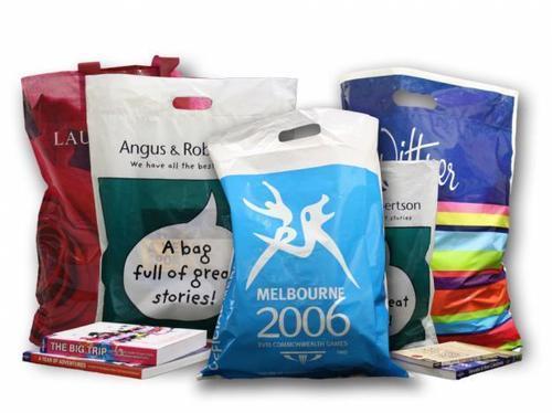 Printed Plastic Poly Bags