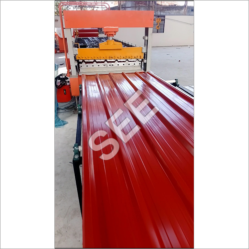 Affordable roof tile roll forming machine