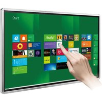 Interactive LED whiteboard