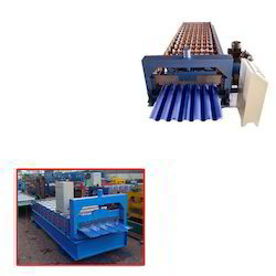 Roofing Sheet Making Machines For Wall