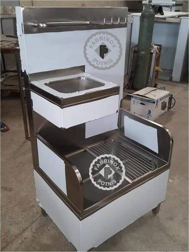 Stainless Steel Janitor Sink