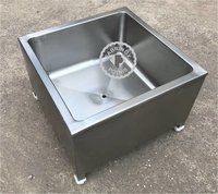 Stainless Steel Mop Sink
