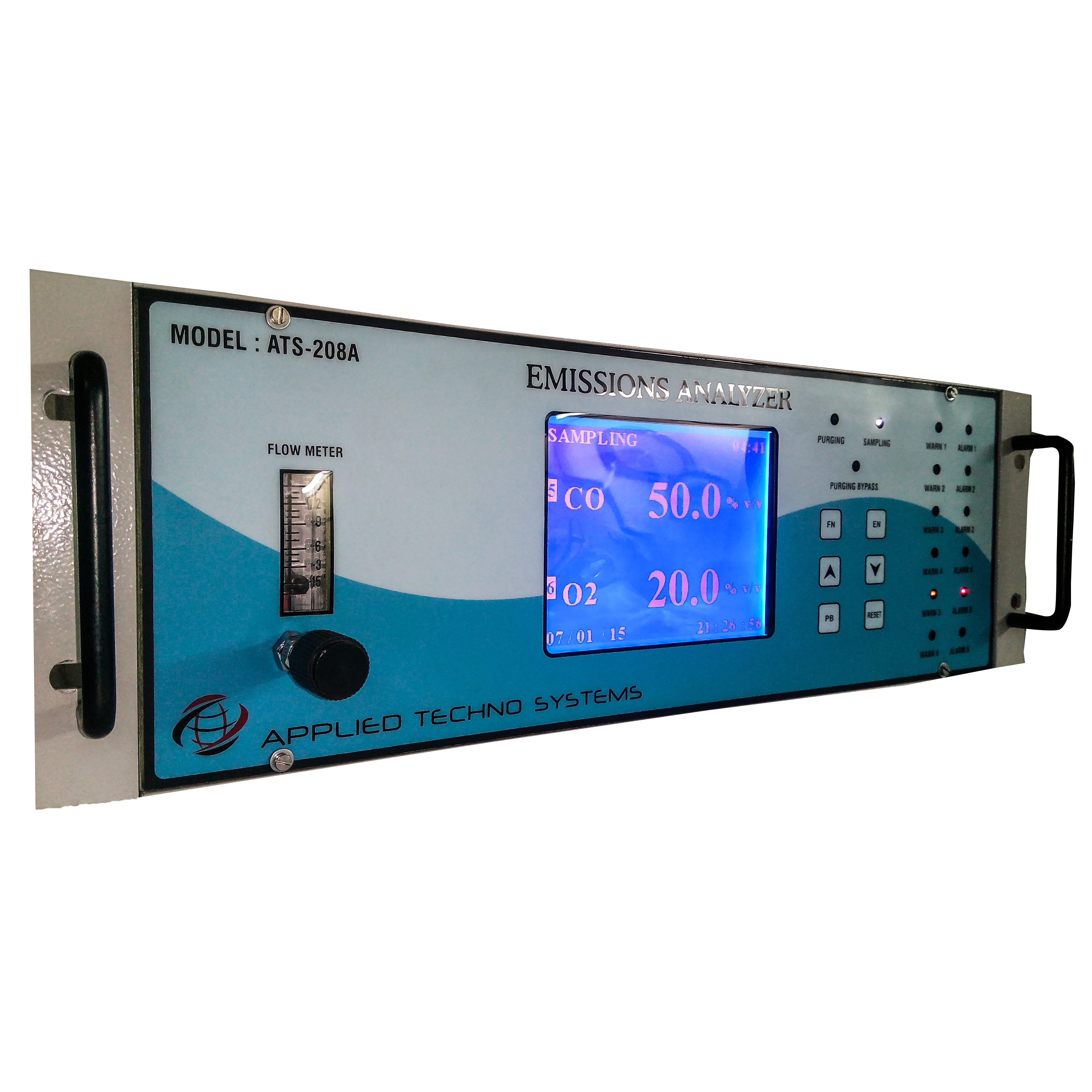 Continuous SO2 Monitoring System