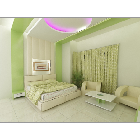 Designer Bedroom Bed