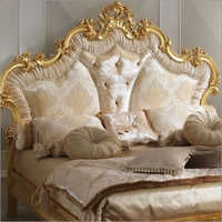 Gold Leaf Bed
