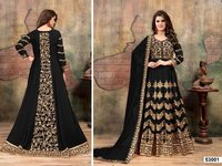 Long anarkali suits online shopping