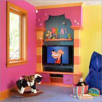 Kids Room LCD Panel
