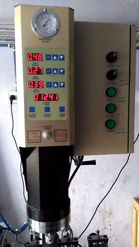 Scrubber Making Machine 15khz (2600watt)