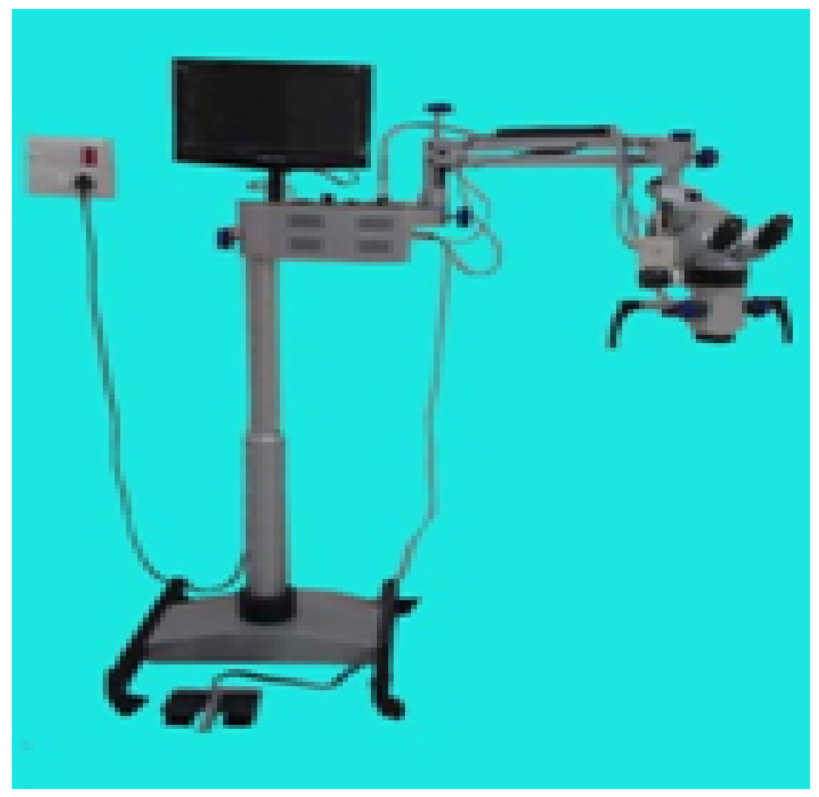NEURO OPERATING MICROSCOPE FIVE STEP