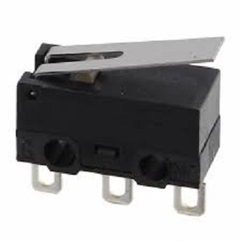 Omron Ultra Subminiature Basic Switch -D2F-L-D3