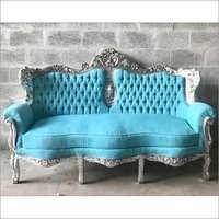 Silver Leaf Sofa