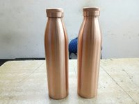 Dr copper shape bottle