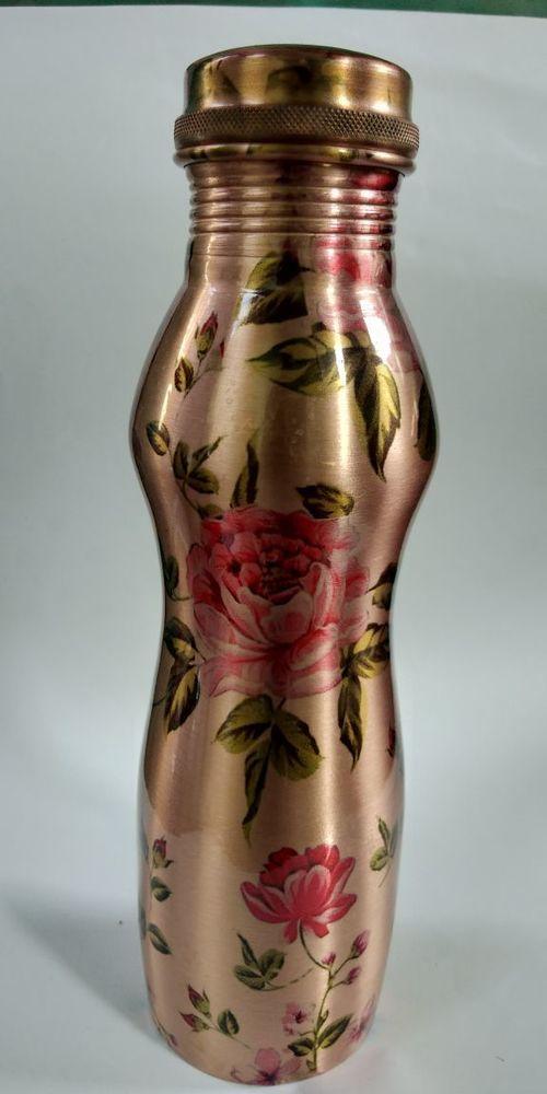 New design sunny copper bottles