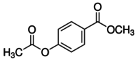 Methyl 4 acetoxybenzoate 99%