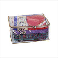 Heavy Quality Transparent Saree Cover