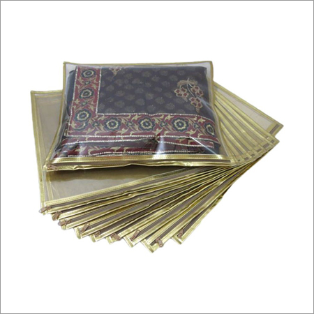Single Saree Cover (Gold)