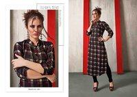 Fancy Rayon Kurtis Online
