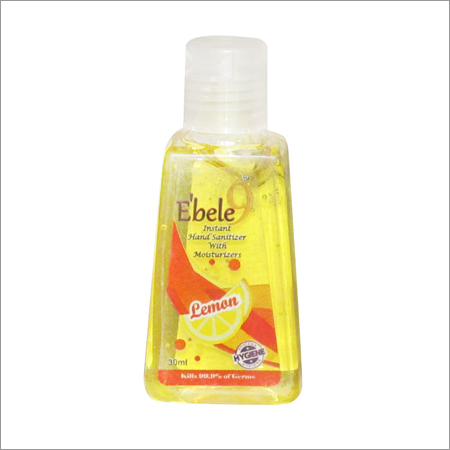 Lemon Hand Wash Sanitizer