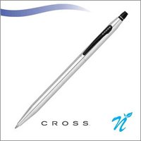 Cross Click Chrome Gel Ink Pen