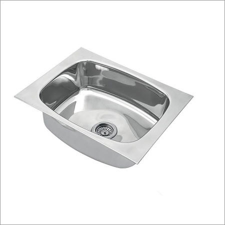 Single Deep Bowl Kitchen Sink