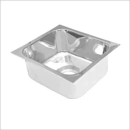 Single Bowl Square  Kitchen Sink