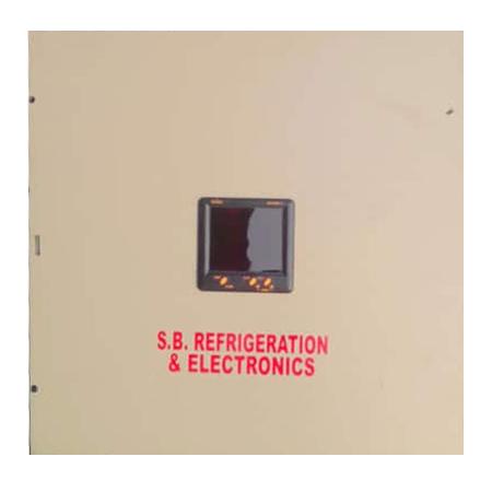 temprature control panel