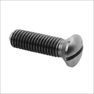 Raised Countersunk Slot Machine Screws