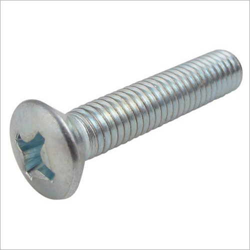 Raised Countersunk Phillips Machine Screws